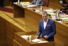 """Cantó proposa a Puig una baixada d'impostos a la classe treballadora que """"suposarà un estalvi de 217 euros anuals per a cada valencià"""""""