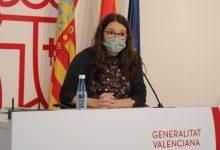 Oltra anuncia l'aprovació del decret per a la gratificació salarial al personal sanitari i sociosanitari