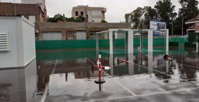 Les pluges torrencials deixen sense classe a 24.500 alumnes de la Ribera