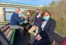 """Bonig afirma que l'Albufera """"és el millor projecte verd"""" i demana a Puig que presente el dragatge com a projecte d'Estat"""