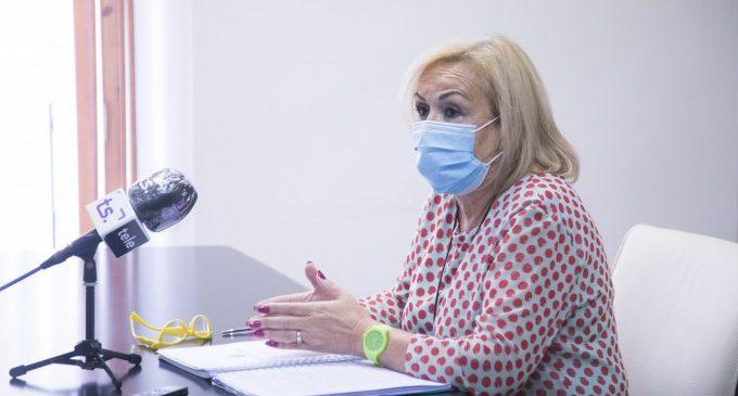 """Carmen Fuster: """"De ninguna manera se cerrará el Centro de Educación Especial Enric Valor de Gandia"""""""