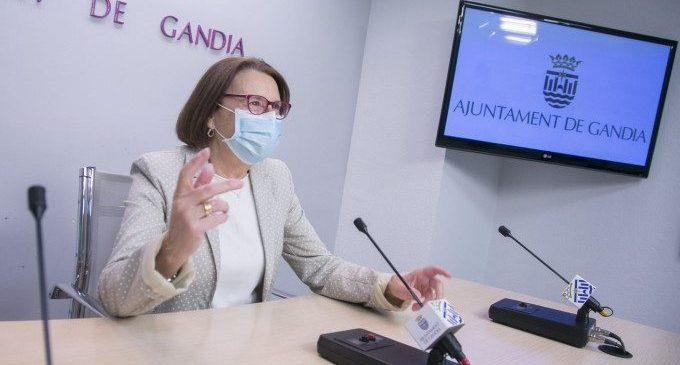 Gandia concedeix 57 ajudes a famílies en situacions d'especial vulnerabilitat després de la Covid-19