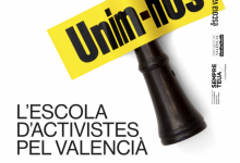 Escola Valenciana llança la campanya 'Unim-nos' per a promoure l'activisme pel valencià
