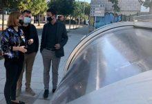 Catarroja acoge el proyecto de aparcabicis seguro de la Diputació de València