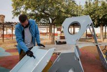 Paterna aplica nanotecnología a los parques infantiles para eliminar virus y bacterias