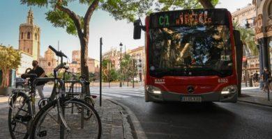 L'EMT adopta noves mesures davant l'evolució de la Covid-19 a València