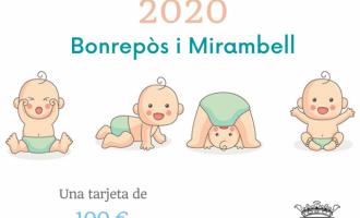 Bonrepòs i Mirambell posa en marxa el nou Xec Bebé