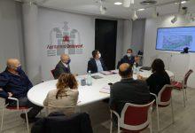 """Ministeri i CHX destaquen l'interès del projecte de la Cantereria com a exemple de solució """"innovadora i definitiva"""" a les inundacions"""