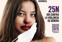 Paterna es mobilitza contra la violència masclista amb motiu del 25-N