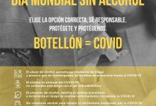 Paterna llança una campanya per a conscienciar als joves sobre els riscos de contagi de la Covid-19 en els botellons