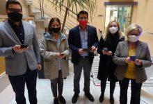 """L'alcalde i els portaveus municipals voten en """"Ontinyent Participa"""""""