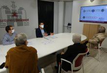 L'alcalde d'Ontinyent presenta als veïns de Sant Josep les obres que invertiran 289.000 euros en reurbanitzar el carrer Salvador Tormo