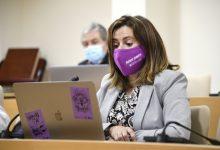 L'Ajuntament de Paiporta referma el seu compromís contra la violència masclista en la moció amb motiu del 25N