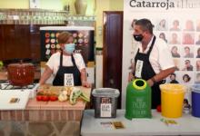 Catarroja consciència sobre el tractament de residus orgànics mitjançant un taller de cuina online
