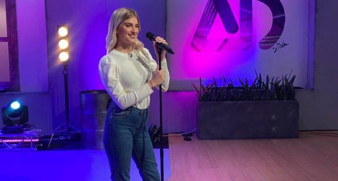 La cantant valenciana Samantha serà membre del jurat del nou talent musical d'À Punt