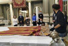 València restaura la Reial Senyera del 1927