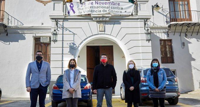 Un vídeo a les xarxes municipals recull el manifest d'Ontinyent contra les violències masclistes