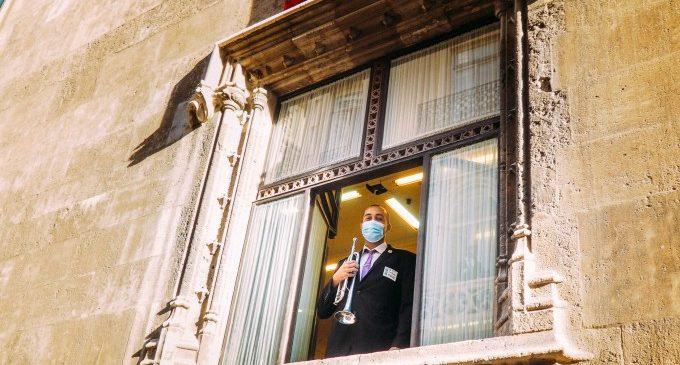 """Les bandes valencianes lluiten per ser patrimoni cultural immaterial: """"Cap pandèmia és digna de parar-ho"""""""