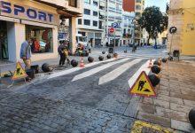 La Regidoria d'Urbanisme prioritza l'eliminació de barreres arquitectòniques a Sueca