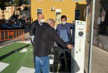 Burjassot posa en marxa aquest cap de setmana els seus dos nous punts públics de recàrrega per a vehicles elèctrics