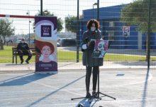 """Quart de Poblet reivindica la fi de la violència de gènere sota el crit """"Vives i lliures"""""""