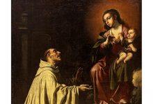 El Museu de Belles Arts de València adquireix 'Visió mística de Sant Bernat', de Jeroni Jacint Espinosa