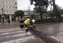 Torrent destinará 100.000 euros a un Plan de ayudas urgentes para paliar los daños en instalaciones de riego ocasionados por el temporal