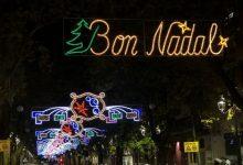 La plaza del Mercat de Xàtiva se iluminará por primera vez durante las fiestas de Navidad