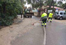 Torrent recupera la normalitat després del temporal que pateix la Comunitat Valenciana