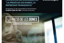 Quart de Poblet projecta el documental de memòria democràtica