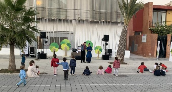 Menudes Harmonies marca el punt d'eixida per a celebrar el Dia de la Infància a Catarroja