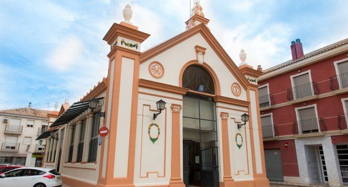 El mercat municipal d'Alcàsser sortejarà xecs de compra entre els seus clients
