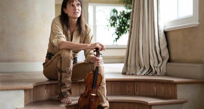 La orquesta de València, Tebar y Viktoria Mullova interpretan el célebre concierto para violín de Beethoven