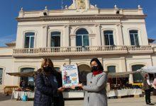 Alfafar inicia la campanya 'En Nadal la compra és local'