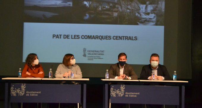"""La alianza de las Comarcas Centrales busca defender """"a todos los niveles"""" los intereses de la zona"""