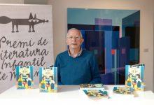 El saforenc Santiago Díaz i Cano guanya el 20é Premi de Literatura Infantil de Meliana