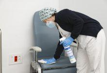 Sanitat suma 2.185 nous casos de coronavirus, 42 brots i 18 morts en la Comunitat Valenciana