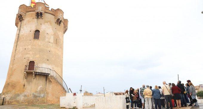 Paterna impulsarà el turisme online com a alternativa a les rutes guiades presencials