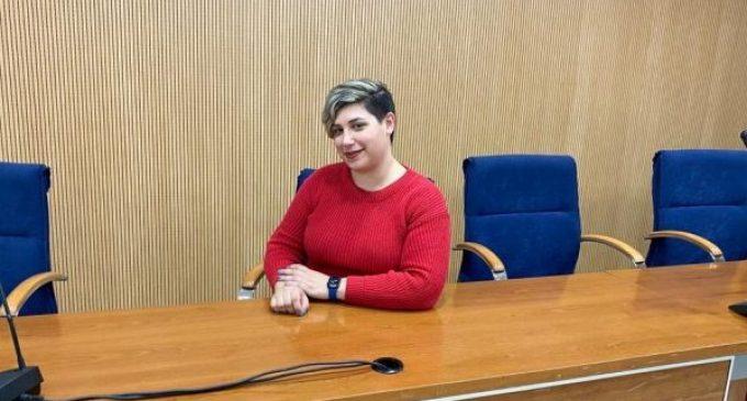 """Mónica Chirivella: """"Percibo la igualdad como un tema transversal, no solo para las mujeres, es para toda la ciudadanía"""""""