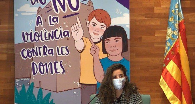 """Marina Olivares: """"Las políticas de igualdad de Torrent buscan la transversalidad y la lucha contra la violencia sexual"""""""