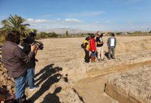 """Pérez Garijo: """"La investigació arqueològica del camp d'Albatera busca donar llum a una de les pàgines més cruels i doloroses de la postguerra"""""""