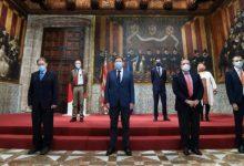 """Puig mostra l'""""agraïment i reconeixement del poble valencià"""" als premiats amb els Rei Jaume I 2020"""