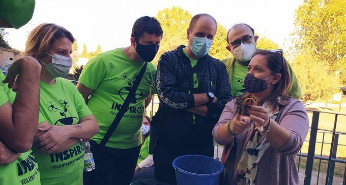 L'Equip Inspira't de Quart de Poblet imparteix un nou curs de Voluntariat Mediambiental