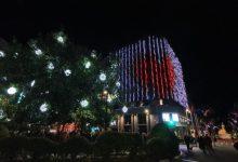 Els alumnes de l'IES La Marxadella tornaran a il·luminar la façana de l'Ajuntament de Torrent aquest Nadal