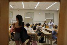 La Generalitat repartirà 8.000 aparells per a purificar l'aire a les aules