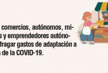 Sedaví concedeix ajudes per a comerços, autònoms i microempreses per a sufragar les despeses d'adaptació a la pandèmia de la COVID-19