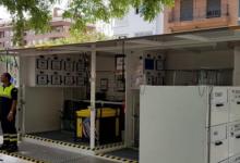 L'ecoparc mòbil torna a Aldaia per a facilitar el reciclatge de residus al veïnat