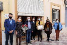 El veí d'Almussafes Emilio Baldoví compleix cent anys