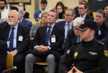 Condenado a seis años de cárcel el exdirector de RTVV, Pedro García, por el amaño de las pantallas de la visita del Papa