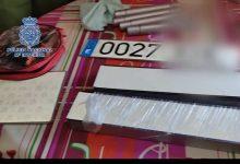 Detingudes 11 persones d'una organització itinerant dedicada al robatori de vehicles